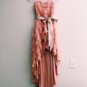 Blush Pink, Prom dress/Evening gown